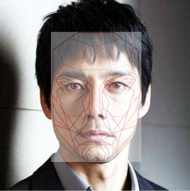 西島秀俊さんは黄金比の顔?