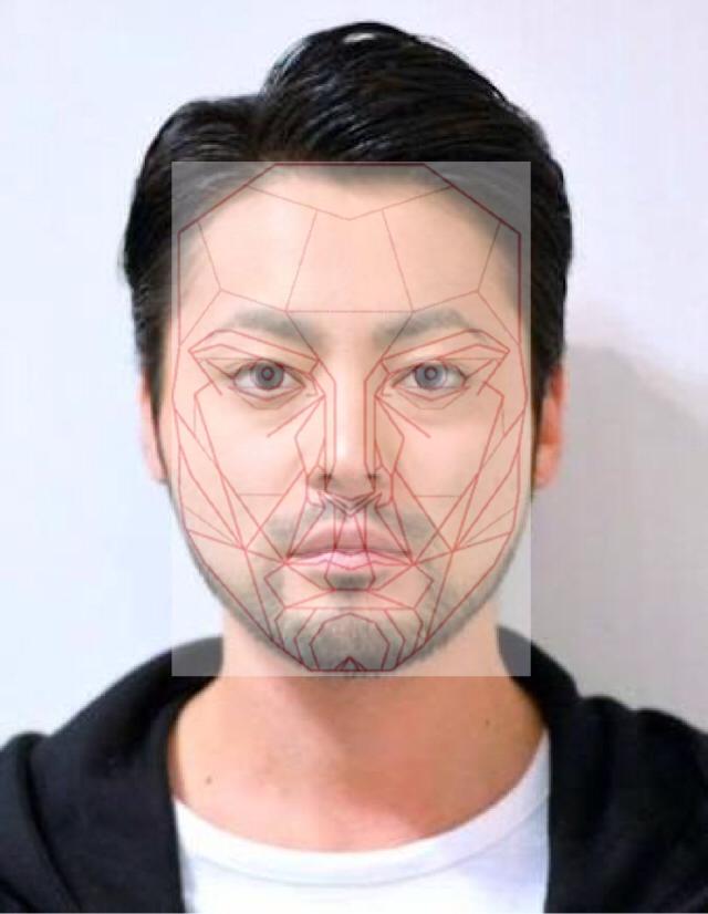 山田孝之さんは黄金比の顔?