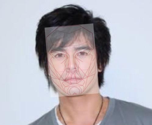 伊藤英明さんは黄金比の顔?